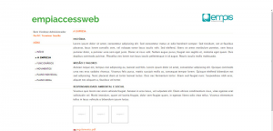 PLATAFORMA WEB2